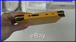 Retroid Pocket 2 Handheld Retro Gaming System yellow