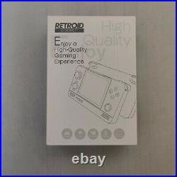 Retroid Pocket 2 v8.1 v2 Retro Gaming System with Pegasus Snow USA Seller