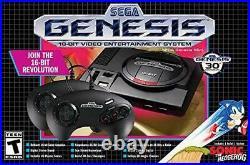 SEGA MEGADRIVE (GENESIS) Retro Mini Classic 40 + Games MEGA DRIVE New Sealed