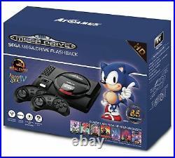 SEGA Mega Drive Flashback Mini HD Console New Retro Old School 85 Games