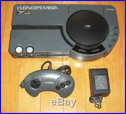 SEGA WONDERMEGA HWM-5010 Mega Drive 1992 Victor Japan Retro Video Game
