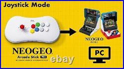 SNK Playmore NeoGeo Arcade Stick Pro Retro (Nintendo Switch) 20 games included