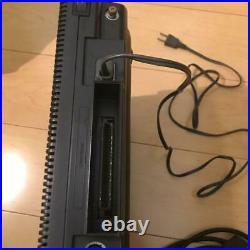 SONY MSX2 HB-F1XD game computer Retro vintage