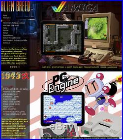 SUPER FAST Retro Games Console Plug & Play HIGH SPEC Arcade Machine, HDMI
