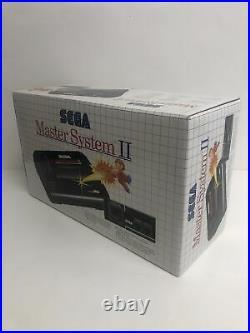 Sega Master System 2 Console Alex Kidd Built In Game Retro Amazing Condition