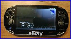 Sony PS Vita with retro games emulators SNES, Genesis, Game boy over 1200 games