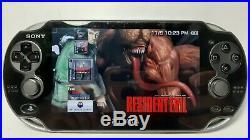 Sony PlayStation PS Vita 1000 3.65 HENKAKU ENSO 256GB HACKED Modded Retro Games