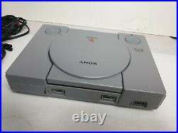 Sony Playstation ps1Bundle With 14 Games soulblade bloody roar 2 gaming retro