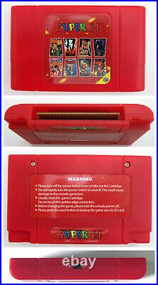 Super 64 Retro Game Cartridge for N64 Video Game Console ALL N64 GAMES INSTALLED