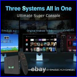 Super Console X King Retro Video Game Consoles WiFi 6 TV BOX With 49000 Games