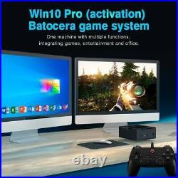 Super Console X Mini PC Retro Video Game Console PS2/PSP/N64/SEGA 63000+Games