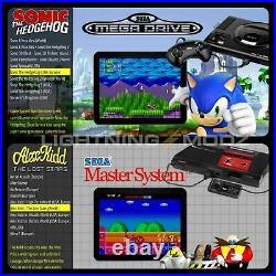 Super Fast Retro Games Console X Classic Arcade Machine Emulator HDMI