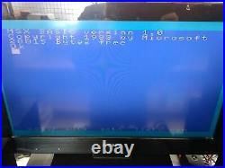 TOSHIBA MSX HX20 Retro game body From Japan