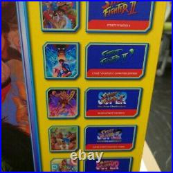 TRON RETRO STATION Contains all 10 Titles Game Console Limited CAPCOM New