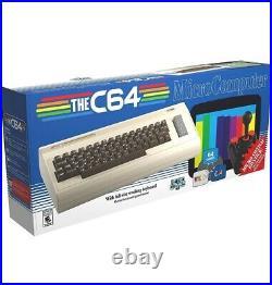 The C64 Maxi Micro-computer by Retro Games LTD HTF USA Version CONFIRMED ORDER