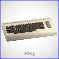 The C64 Retro Gaming Console with Controller