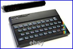 The Recreated Sinclair ZX Spectrum Console GorillaSpoke Classic Retro Games