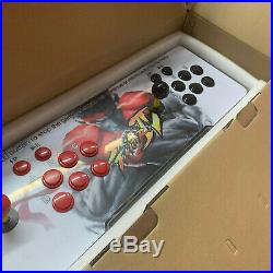 UK SELLER 3399 Games Pandora's Box 11s Retro 3D HD Video Arcade Console 2-3 Del