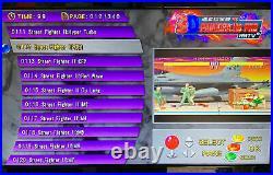 UK SELLER 3399 Games Pandora's Box 12s Retro 3D HD USB Video Arcade Console 6 9s