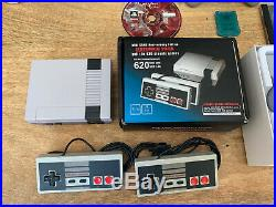Vintage Retro Games Collection Job Lot x5 Consoles 100s Games All Tested VGC