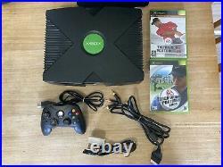 Xbox Original Evo X Dash Mod Coin Ops 1000s Retro Games Emulators Sega Snes Ps1